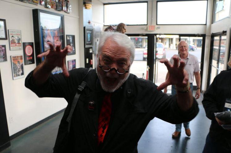 James V. Hart at Full Moon Cineplex