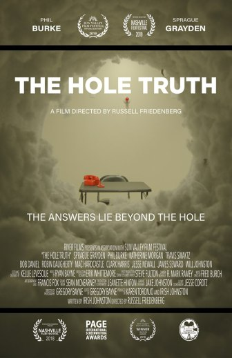 The Hole Truth - full poster